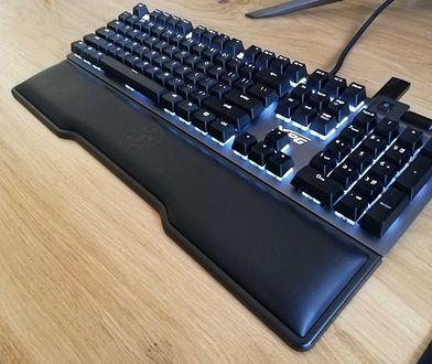 XPG Summoner to klawiatura mechaniczna dla zaawansowanych graczy
