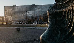 Superjednostka to jeden z największych budynków mieszkalnych w Polsce.