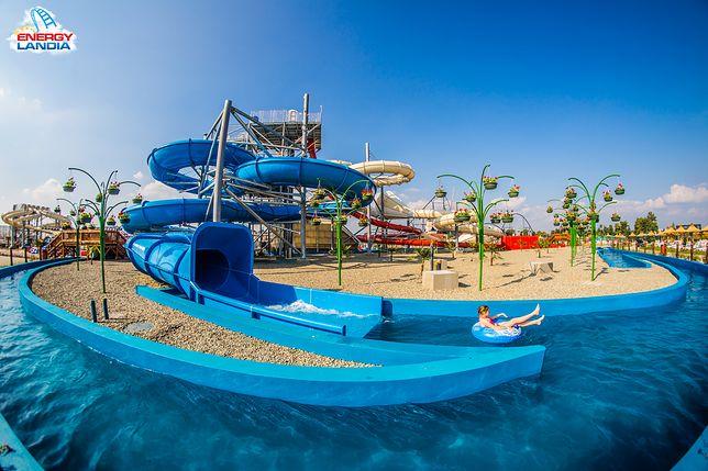 Energylandia to nie tylko park wodny, ale też park rozrywki. To największe w kraju miejsce do zabaw na aż 70 atrakcjach