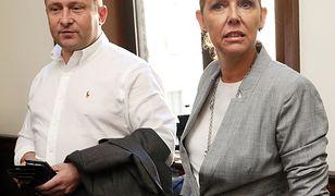 Marianna Dufek i Kamil Durczok nie załatwili jeszcze wszystkich wspólnych spraw