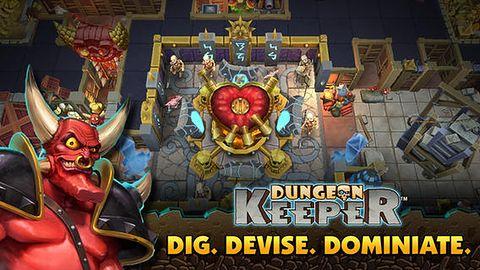 Dungeon Keeper powrócił, ale jest pewien haczyk