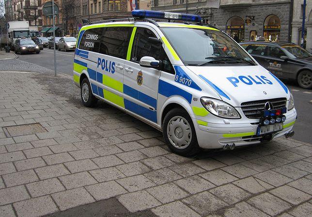 Polski baron narkotykowy zatrzymany w Szwecji. Pracował na budowie