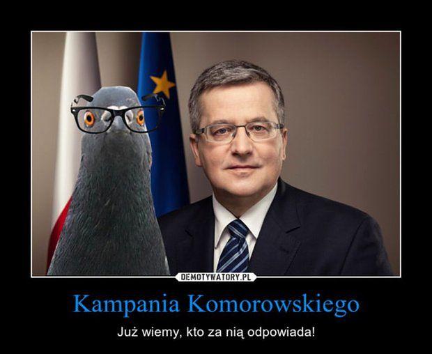Najlepsze memy po debacie Komorowski-Duda