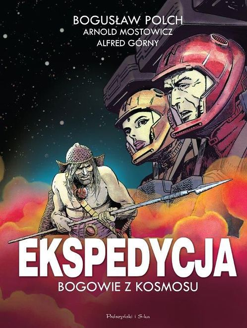 Erich von Däniken: Kosmici, komiksy i żyła złota