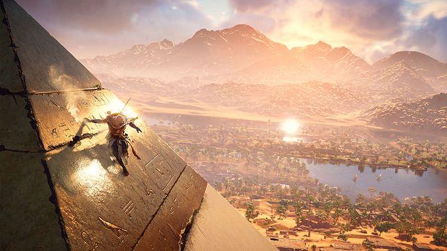 """Gramy w """"Assassin's Creed Origins"""" - najnowszą odsłonę serii"""