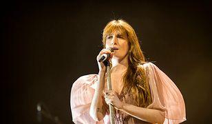 Florence + The Machine w Polsce. Fani przygotowali niespodziankę dla zespołu