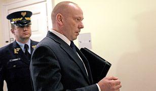 Piotr Pytel zwolniony z prokuratury. Generał odmówił składania zeznań