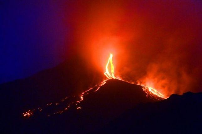 Pola Flegrejskie: superwulkan zagrażający Europie