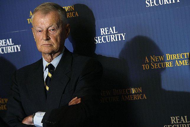 Odszedł Zbigniew Brzeziński. Wybitny człowiek, dla którego polityka była wielką rozgrywką