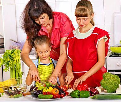 Jedz warzywa i owoce, będziesz mieć dobry humor