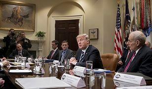 Zmiany w Białym Domu