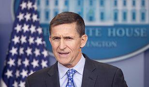 Michael Flynn zataił wynagrodzenie od 2 firm w Rosji