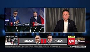 """Wyniki wyborów 2020. Szymon Hołownia mówi o """"wielkim, milczącym uczestniku II tury"""""""