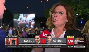 Wyniki wyborów 2020. Małgorzata Kidawa-Błońska: nie będzie potrzeby rozliczeń po porażce