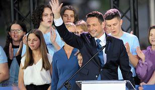 Wyniki wyborów 2020. Rafał Trzaskowski jest przekonany, że wygra