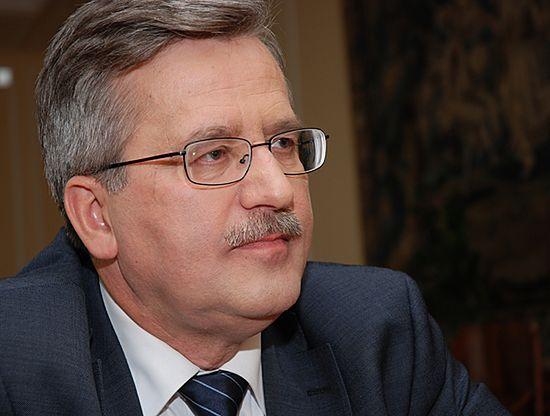 Prezydent: trudny okres dla polskiej kultury mamy za sobą