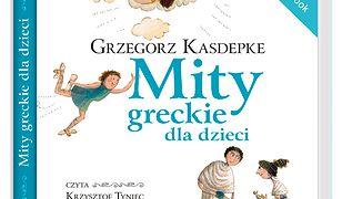 Mity greckie dla dzieci audiobook