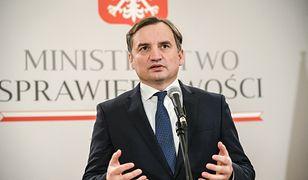 """Żona Zbigniewa Ziobry w spółce Skarbu Państwa. """"To jest dla niej przeszkodą, a nie wsparciem"""""""