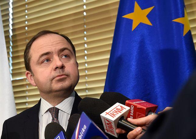 """Jest odpowiedź MSZ na decyzję Komisji Europejskiej. Działania Brukseli są """"nieuzasadnione"""""""