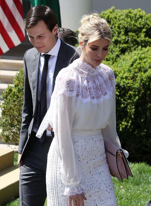Ivanka Trump i Jared Kushner tworzą oryginalną parę