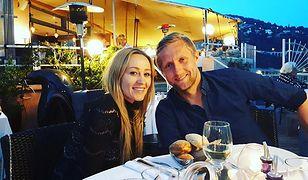 Piłkarz wiele zawdzięcza żonie Marcie