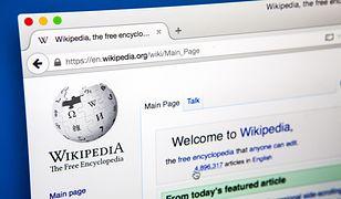 Hakerzy zdołali sparaliżować działanie Wikipedii