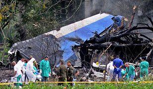 Kuba. Kolejna ofiara katastrofy lotniczej