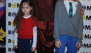 Natalia Kukulska z dziećmi