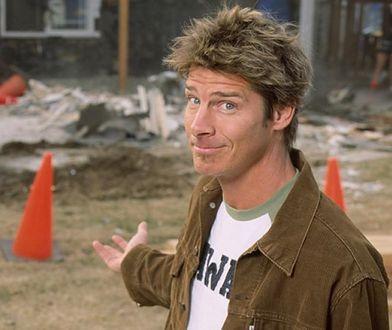 Ty Pennington zasłynął jako gwiazdor programów o remontach i przebudowach domów