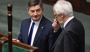 Marek Kuchciński zwołał Konwent Seniorów i Prezydium Sejmu - poinformował Ryszard Terlecki