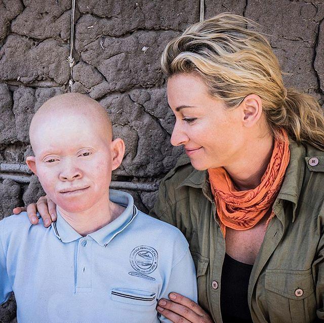 Kabula jest dziewczyną z Tanzanii, którą Martyna Wojciechowska niedawno adoptowała