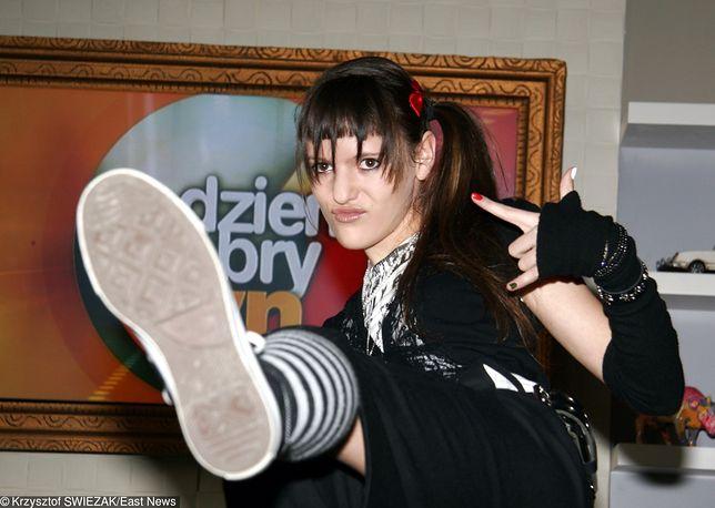 Była idolką nastolatków