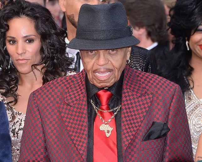 Ojciec Michaela Jacksona w bardzo złym stanie. Rodzina twierdzi, że niedługo umrze