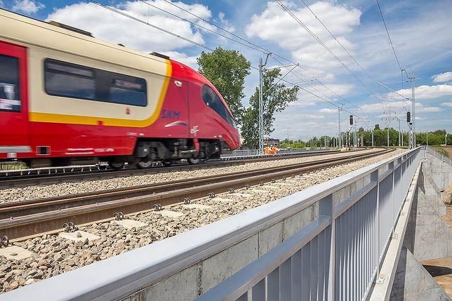 Zmiany rozkładu jazdy SKM. Dodatkowe pociągi na Służewiec