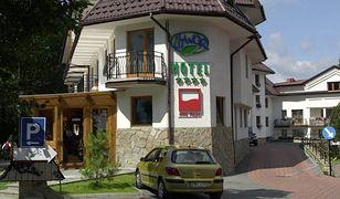 Pod koniec lipca luksusowy hotel zajęła w nocy spółka Modrzejewski i Wspólnicy