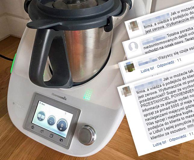 Klienci mają żal, że producent nie poinformował ich o premierze nowego modelu popularnego sprzętu.