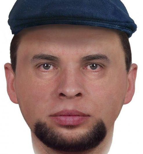Policja sporządziła portret pamięciowy poszukiwanego mężczyzny