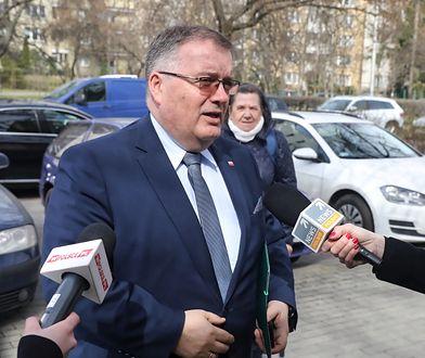 Andrzej Dera: nie wyobrażam sobie, by prezydent w piątek poszedł na obrady okrągłego stołu