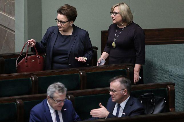 Anna Zalewska i Beata Kempa mogą być pewne wyjazdu do Brukseli. Jarosław Sellin może liczyć tylko na niespodziankę.