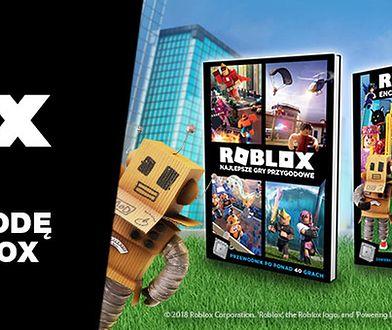 ROBLOX – rozpocznij przygodę z książkami Roblox