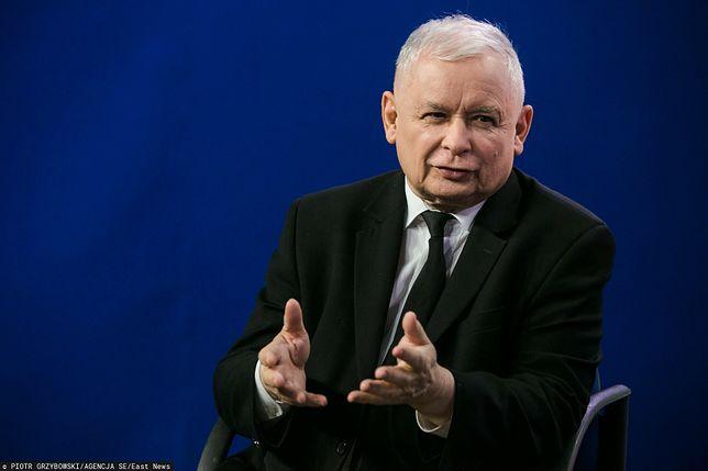 """Witold Waszczykowski podkreślił, że prezes PiS jest """"mentorem"""", który w wywiadach wyjaśnia politykę partii"""