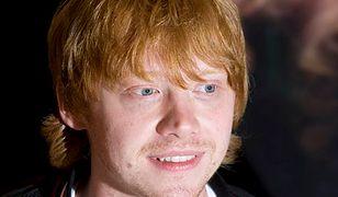 Przerażający debiut Ruperta Grinta