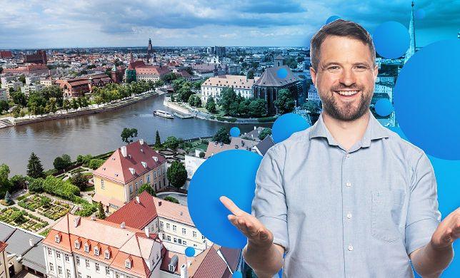 Patrick Ney od 10 lat mieszka w Polsce