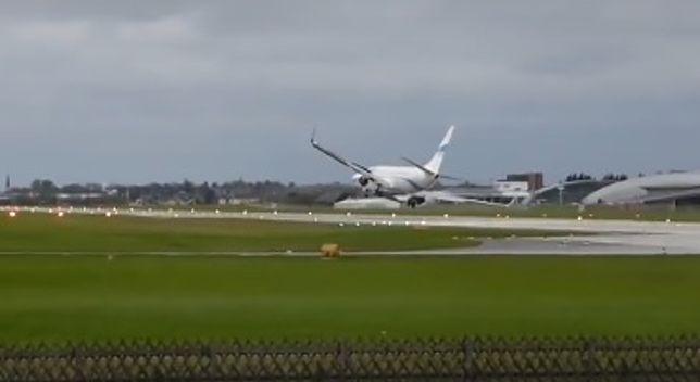 Groźny incydent z udziałem polskiego samolotu. Niebezpieczne lądowanie w Salzburgu