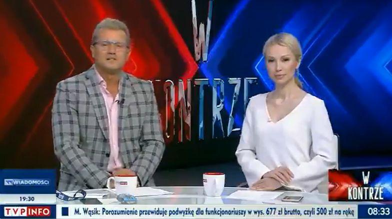 """Jakimowicz na wizji kpił z Trzaskowskiego. """"Kłania się czytanie ze zrozumieniem"""""""