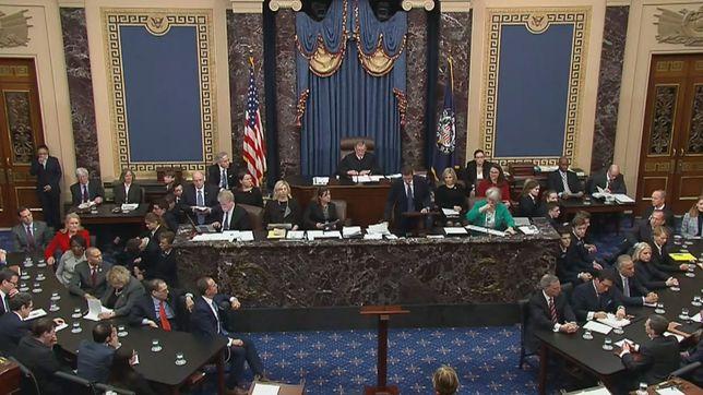 Impeachment Donalda Trumpa.  Głosowanie w Senacie