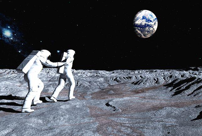 Japonia chce wysłać człowieka na Księżyc