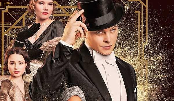 """Tomasz Schuchardt niczym Leonardo DiCaprio w """"Wielki Gatsbym"""". Jest już pierwszy plakat do """"Bodo"""" [PLAKAT]"""