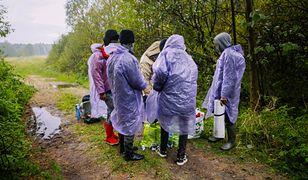 """Sytuacja na granicy polsko-białoruskiej. Bystrianin: """"To strategia ludobójstwa"""""""