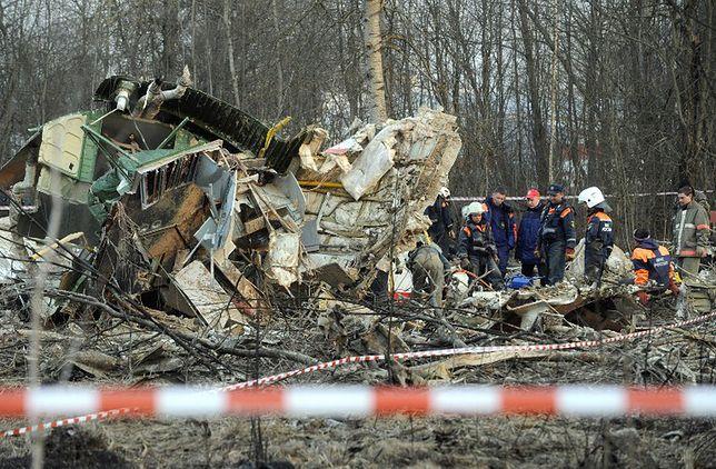Dr Berczyński: nie wysłuchano świadków eksplozji Tu-154
